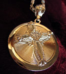 Cross Spinner Bling    [SOLD OUT]