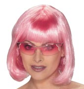 Value Bob Wig (Light Pink)