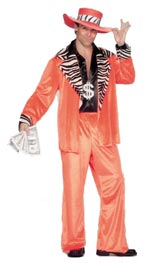 Value Pimp Suit (Orange) [SOLD OUT]