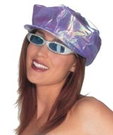 Purple Rave Hat